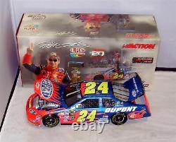 124 Action 2004 #24 Dupont Raced Brickyard Win Jeff Gordon Dealers With Tire