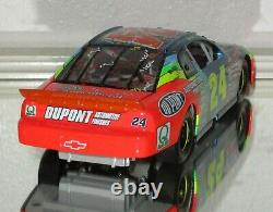 1998 Jeff Gordon #24 DUPONT DARLINGTON WIN LIQUID COLOR 1/24 car#19/132 AWESOME