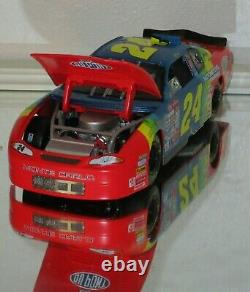 2000 RCCA Jeff Gordon #24 DUPONT AUTOGRAPHED ELITE 1/24 car#4897/5000 WithJSA COA