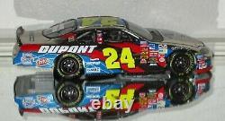 2003 Prototype Jeff Gordon #24 Dupont/wright Brothers Color Chrome 1/24 Proto
