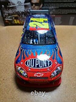 2007 Jeff Gordon #24 DuPont Phoenix 76th Win HMS Chevy 124 NASCAR Action MIB