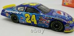 Action JEFF GORDON #24 1/24 Pepsi Shards 2004 Monte Carlo Raced Version Diecast