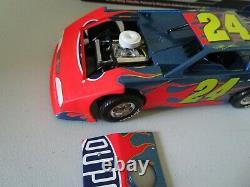 Adc Jeff Gordon #24 Dupont 2007 Monte Carlo Ss Late Model Dirt 1/6,326 124