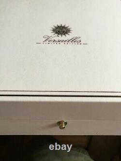DUPONT LIMITED EDITION VERSAILLES FOUNTAIN PEN 18k NIB MINT UNUSED BOX & Papers