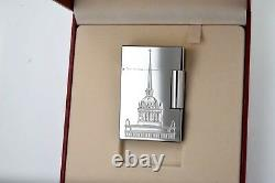 Dupont St. Petersburg Lighter Limited Edition of 300 Palladium Line 2 MINT/BOXED