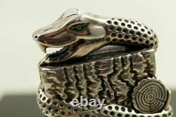 Dupont Tournaire Year of the Snake Feuerzeug Lighter Limited Edition /88