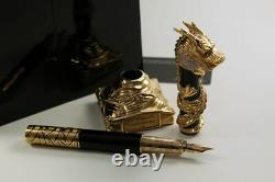 Dupont Year of the Dragon Füller Fountain Diamond Collection Limited Edition X/8