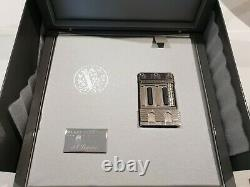 Dupont lighter place Vendome limited edition Line 2, 2008 Box and Papers