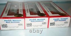 INTERMOUNTAIN/PWRS HO Special Edition DuPont Canada Sclair ACF Hopper 3-Pack