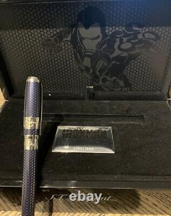 Limited Edition ST Dupont Marvels Iron Man Ballpoint Pen