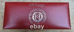 New 2003 S. T. DuPont Limited Edition Napoleon Bonaparte MEDIUM 18k Nib