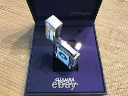 New St Dupont Gatsby, Palladium Lighter, Limited Edition Briquet, Feuerzeug