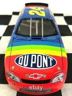 Pre-Production Prototype 124 Jeff Gordon #24 DuPont 1998 Chevy withCOA #5 of 3500