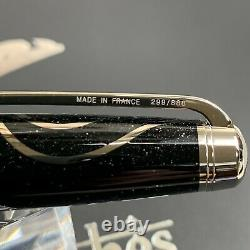 RARE S. T Dupont Ballpoint Pen 888 Limited Edition Olympo Magic Wishes (NEW)