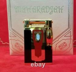 Rare Limited Edition S. T. Dupont Maharadjah Hammer Lighter #465/2000