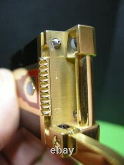 Rare Limited Edition S. T. Dupont Maharadjah Hammer Lighter Briquet Feuerzeug