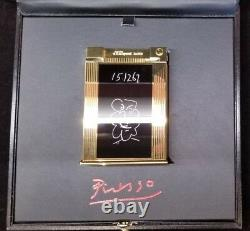 Rare Limited Edition S. T. Dupont Picasso Jeroboam Table Lighter #131/500