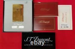 Rare Limited Edition S. T. Dupont Vegas Trinidad Ligne 2 Lighter