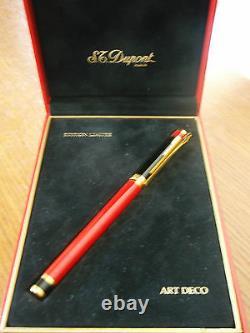 S. T. DUPONT ART DÉCO 1996 Limited edition 0842/1500
