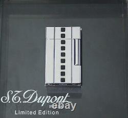 S. T. DUPONT FEUERZEUG NIGHT and LIGHT Onyx L2 LIMITED EDITION 2000 Box LIGHTER