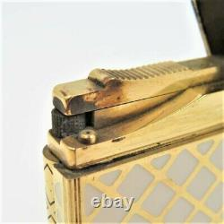 S. T. DUPONT GATSBY 18K LIGHTER VERSAILLES LIMITED EDITION VERY Rare