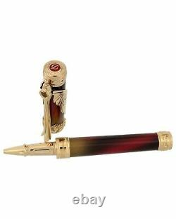 S. T. DUPONT limited edition 242035 Phoenix Renaissance Rollerball Pen
