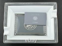 S. T. DuPont Limited Edition Place Vendome Porcelain Ashtray NEW