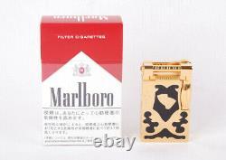 S. T. Dupont 1997 Teatro Limited Edition Gold Gilt Portable Lighter
