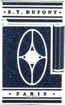 S. T. Dupont 2013 Limited Edition Orient Express Lighter, Ligne 2, 16028, NIB