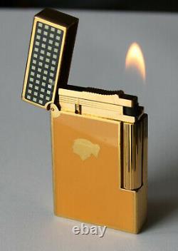 S. T. Dupont Feuerzeug Cohiba L2 Limited Edition Lighter Fullset Revision 2021