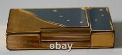 S. T. Dupont Feuerzeug Europa Limited Edition 1993 Lighter Fullset