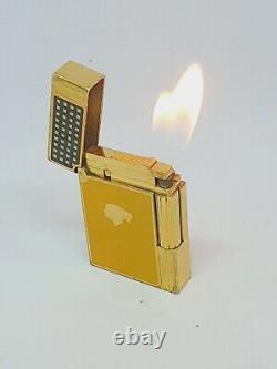 S. T. Dupont Feuerzeug Lighter Cohiba Doppel Flamme Limited Edition