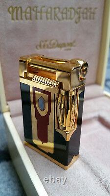 S. T. Dupont Feuerzeug Maharadjah Limited Edition 1996 Lighter