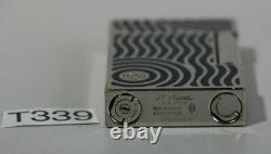 S. T. Dupont Feuerzeug Neptune Linge 2 Line 2 Limited Edition #Specimen(T339-R80)