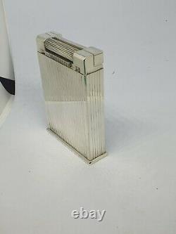 S. T. Dupont Feuerzeug Table Lighter Jeroboam Limited Edition Full Set