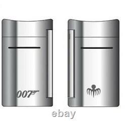 S. T. Dupont James Bond 007 Spectre Minijet Accendino Limited Edition 010095