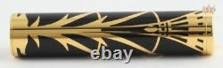 S. T Dupont Limited Edition Neo Classique Large American Art Deco Roller Ball Pen