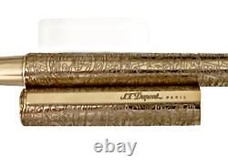 S. T Dupont Limited Edition Neoclassique Large Apocalypse Fountain Pen