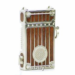 S. T. Dupont Limited Edition Seven Seas Ligne 2 Lighter 016604 (16604) New In Box