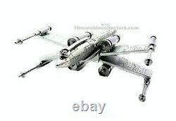 S. T. Dupont Limited Edition Star Wars Streamline-R X-wing Fountain Pen Mint 1997