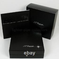 S. T. Dupont Line 2 Lighter Diamond Drops Limited Edition 22 Diamonds New In Box