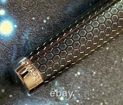S. T. Dupont Line D Limited Edition Tony Stark Palladium Rollerball Ballpoint Pen