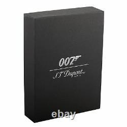 S. T. Dupont Maxijet James Bond 007 Black Limited Edition Cigar Cutter 003416