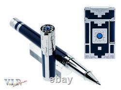 S. T. Dupont Nuevo Mundo Limited Edition Set Feuerzeug + Rollerball Pen + Lighter