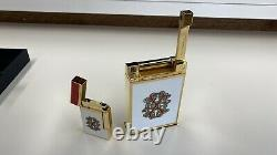 S. T. Dupont Opus X Limited Edition 5 Piece Set 100% Authentic New Retails $7250