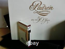 S. T. Dupont Paris Limited Edition 2015 PADRON Feuerzeug Linie 2 Sammlerneuware