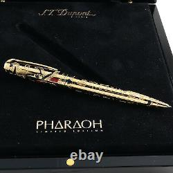 S. T. Dupont Pharaoh Limited Edition Ballpoint Pen #208/2575