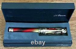S. T. Dupont Phoenix Renaissance Limited Edition Fountain Pen, 241035, NIB