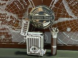 S. T. Dupont Prestige Seven Seas Line 2 Lighter Limited Edition New In Box