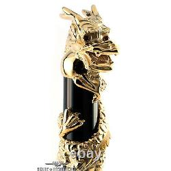 S. T Dupont Prestige Year Of The Dragon Limited Edition Fountain Pen